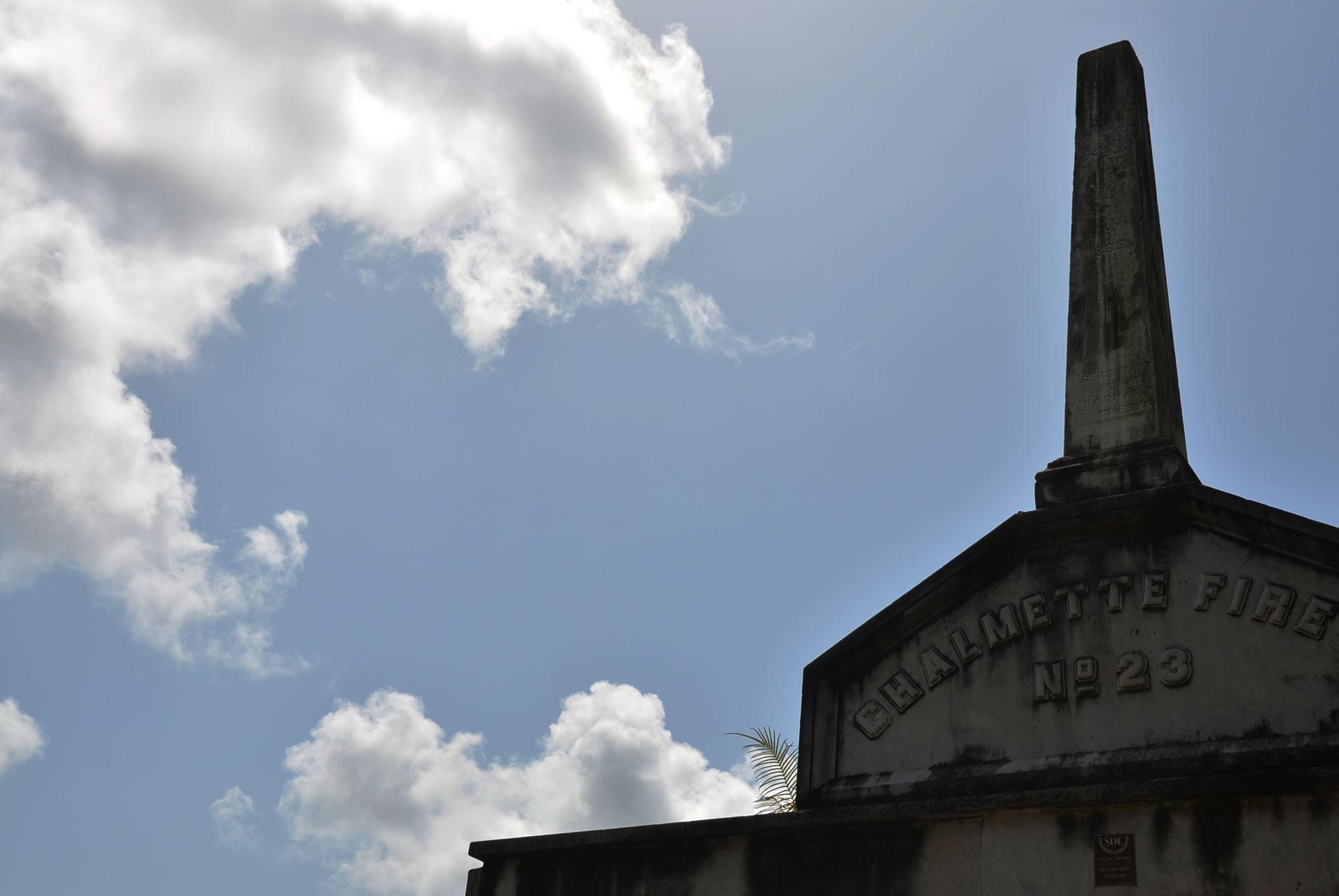 The Lafayette Cemetery No1