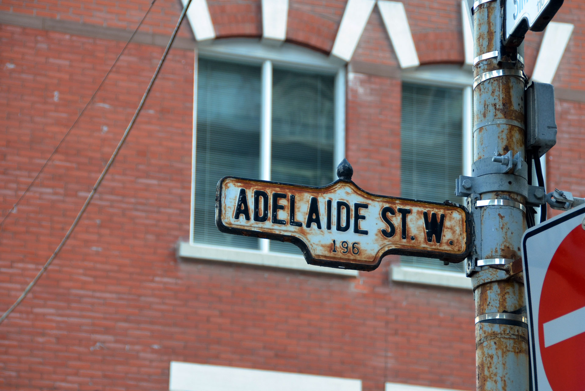 Adelaide Street West